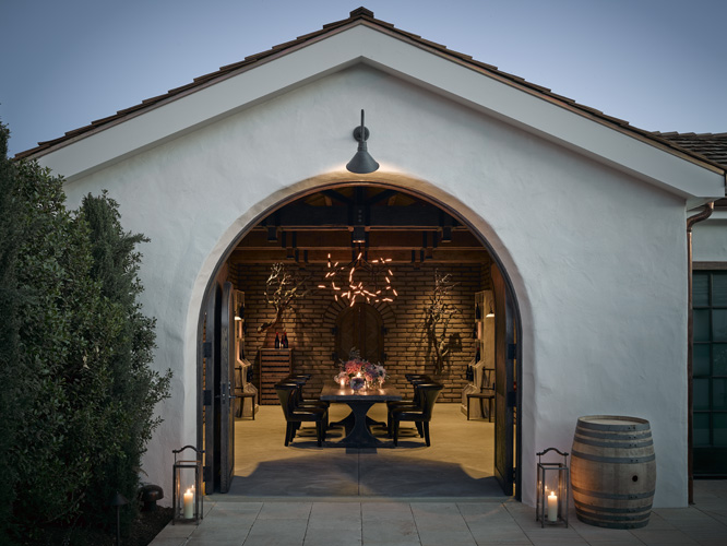 Three Sticks - The Adobe - The Outdoor Tasting Room