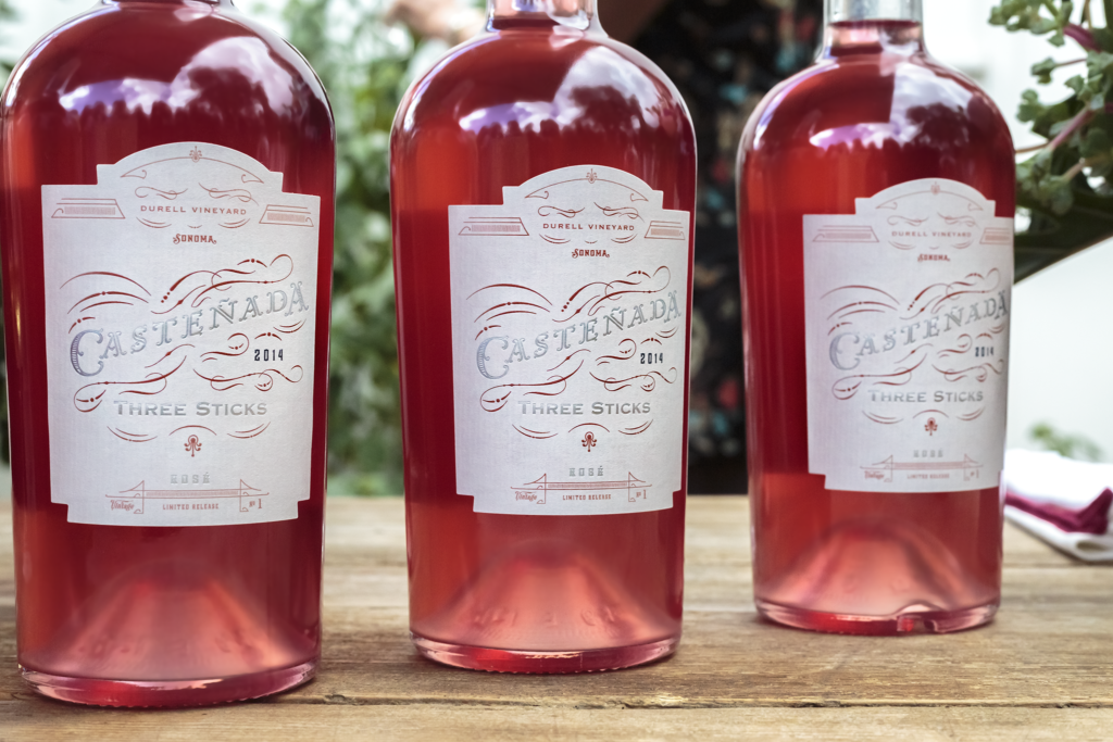 Three Sticks Wines | 2014 Castenada Rose