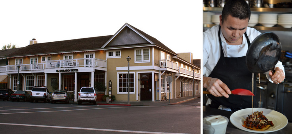Now Available: Food & Wine Pairings at the Adobe - Three Sticks Wines